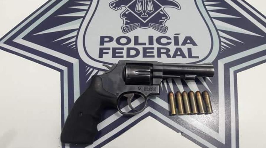 Detienen a presuntos delincuentes armados en límites Oaxaca-Puebla