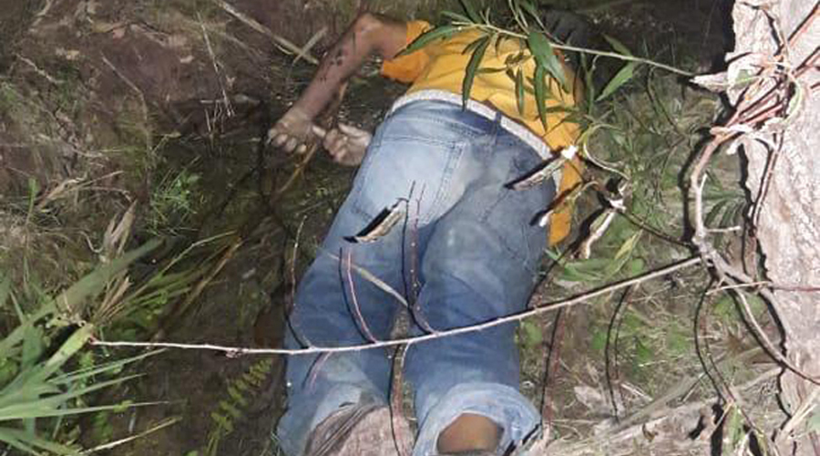 Investigan muerte  de un campesino hallado muerto en Asunción Nochixtlán | El Imparcial de Oaxaca