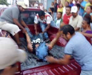 Acribillan a hombre en bar de Juchitán