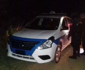 Ponen a disposición tres supuestos asesinos de taxista en Viguera