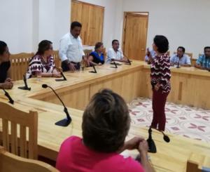 Tras declaratoria de violencia  de género capacitan a mujeres en Pochutla