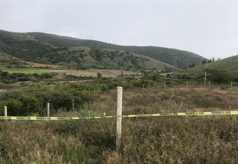 AEI investiga asesinato de pareja en Huitzo