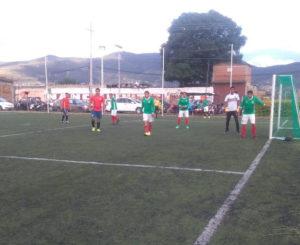 Comenzó la fiesta grande en el Torneo de Futbol 7