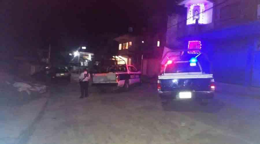 Asesinan a exdirector de la policía de Jalapa de Díaz | El Imparcial de Oaxaca