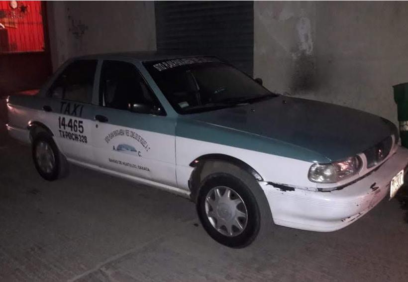 En la Costa, detienen a taxista y copiloto con droga