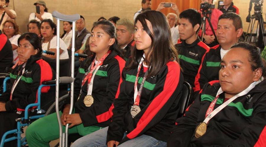 Fanny Ruiz una deportista de oro