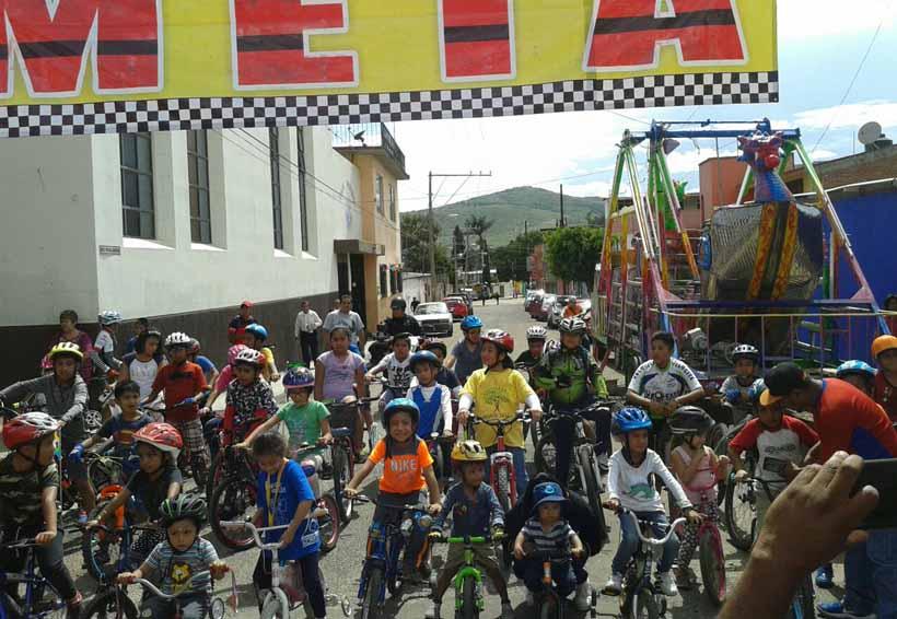 Fiesta deportiva en Santa Rosa