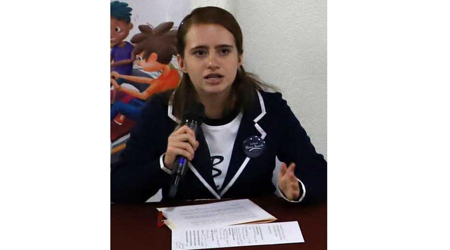 Las niñas, niños y jóvenes podemos  ser parte del cambio: Gigi Martínez | El Imparcial de Oaxaca