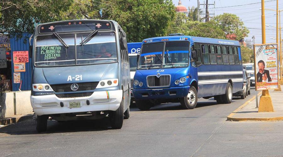 Impunidad en el transporte urbano de Salina Cruz, Oaxaca | El Imparcial de Oaxaca