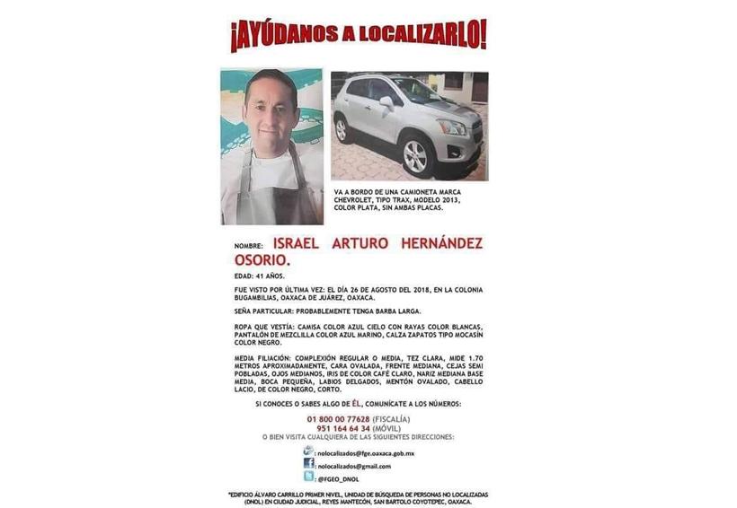 Desaparece con todo y camioneta en la colonia Bugambilias. | El Imparcial de Oaxaca