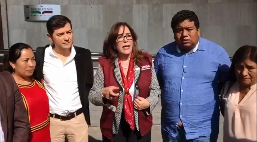 Sacude al Congreso mensaje de Polevnsky | El Imparcial de Oaxaca