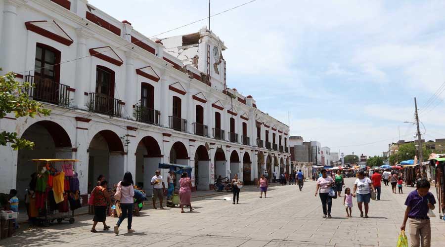 Combaten inseguridad  en la reconstrucción en Juchitán | El Imparcial de Oaxaca