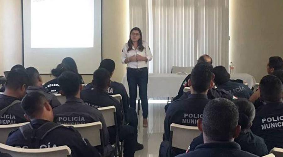 Refuerzan acciones  en SSPO ante la Alerta de Género | El Imparcial de Oaxaca