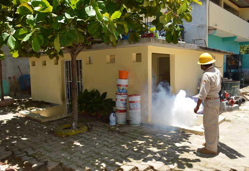 Concluye campaña contra  dengue, zika y chikungunya | El Imparcial de Oaxaca