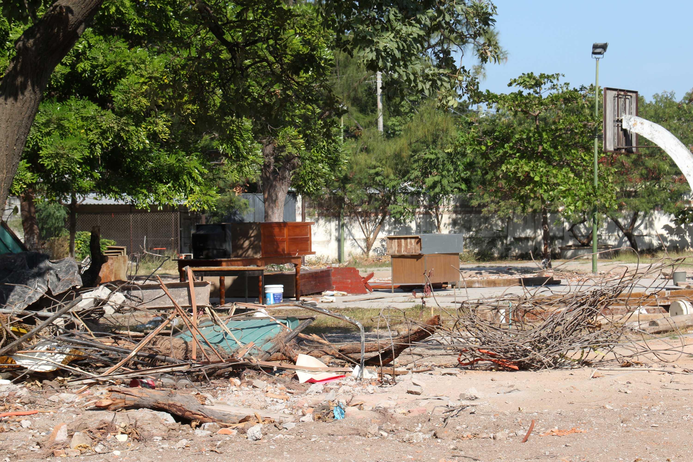 Indigna nuloavance enreconstrucción de escuelas en Juchitán