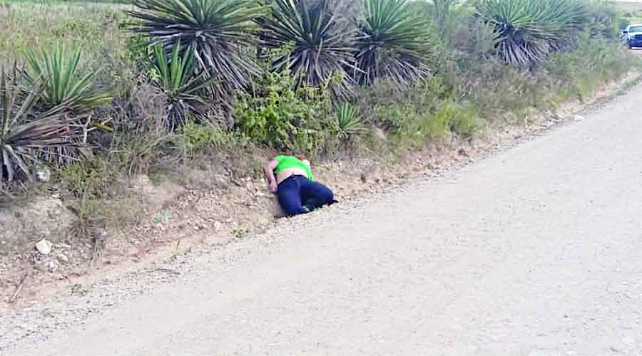 Identifican a mujer hallada muerta en Miahuatlán