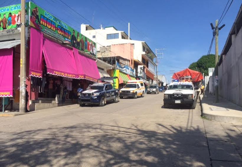 Liberarán banquetas del comercio informal en la Costa de Oaxaca