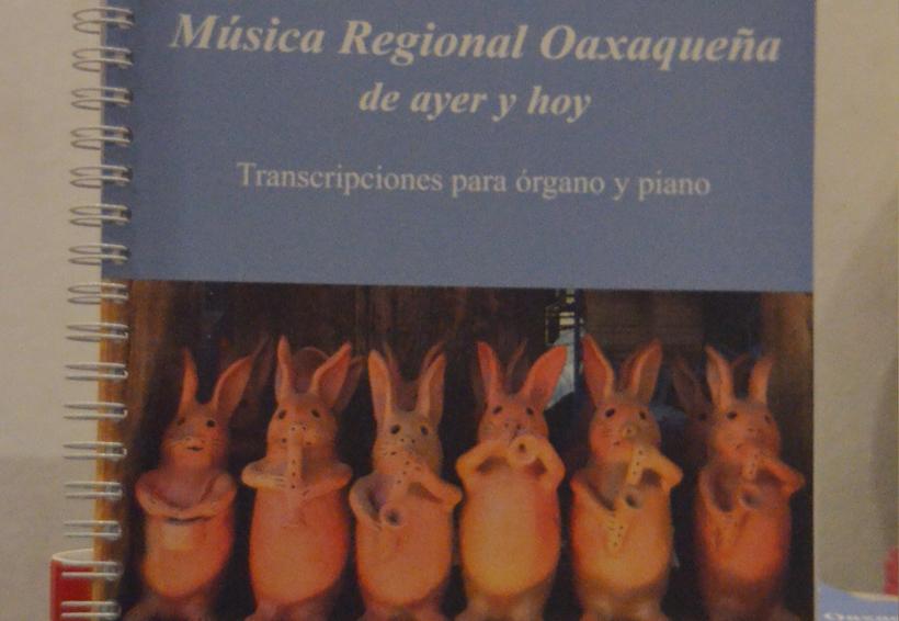 Libro reúne música contemporánea de Oaxaca