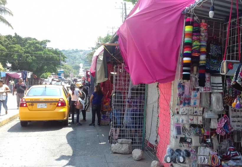 Comercio informal continúa en las calles de Salina Cruz   El Imparcial de Oaxaca
