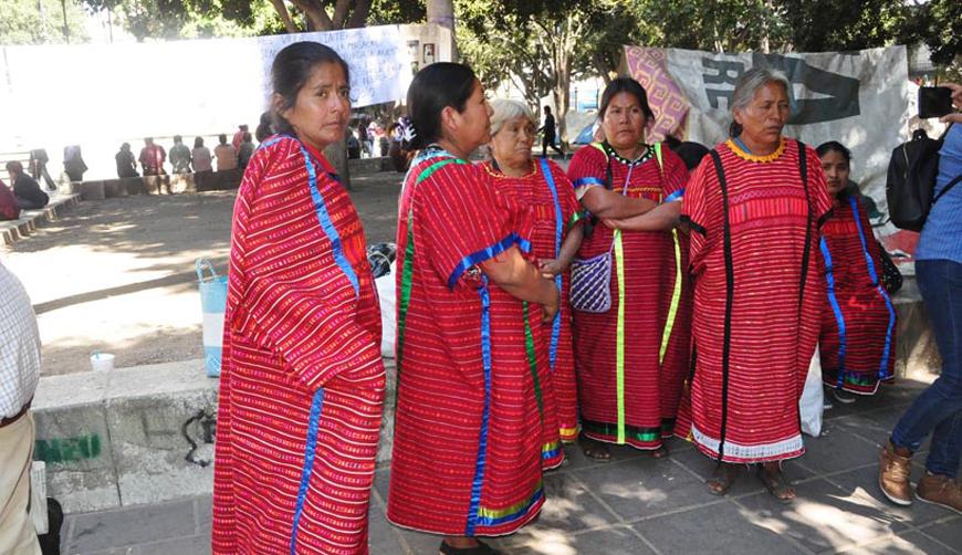 Lote y casas, piden desplazados Triquis de Oaxaca | El Imparcial de Oaxaca
