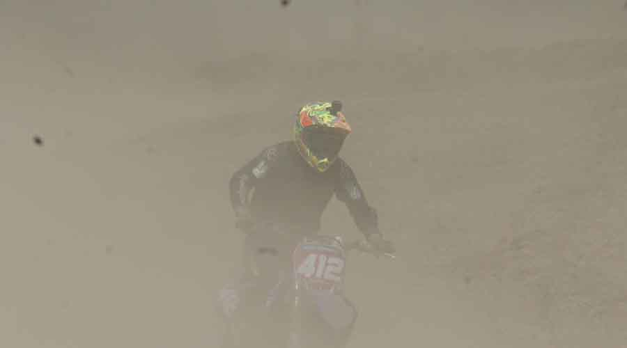 En Motocross triunfó Giovanni Blanco