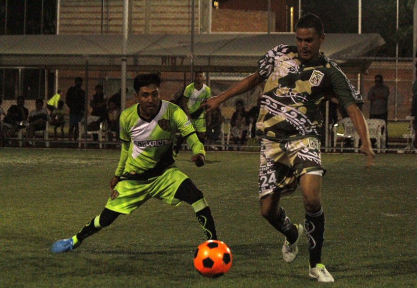 Alistan Torneo Sabatino de Futbol 7