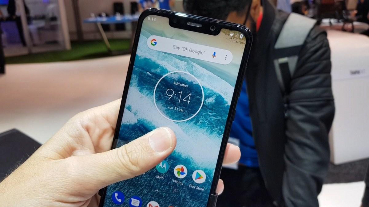 Será México el primero en conocer el Motorola One