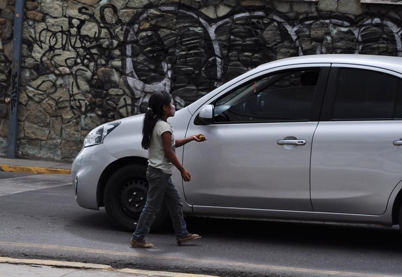 Niños en situacion de calle: víctimas de la explotación laboral en Oaxaca