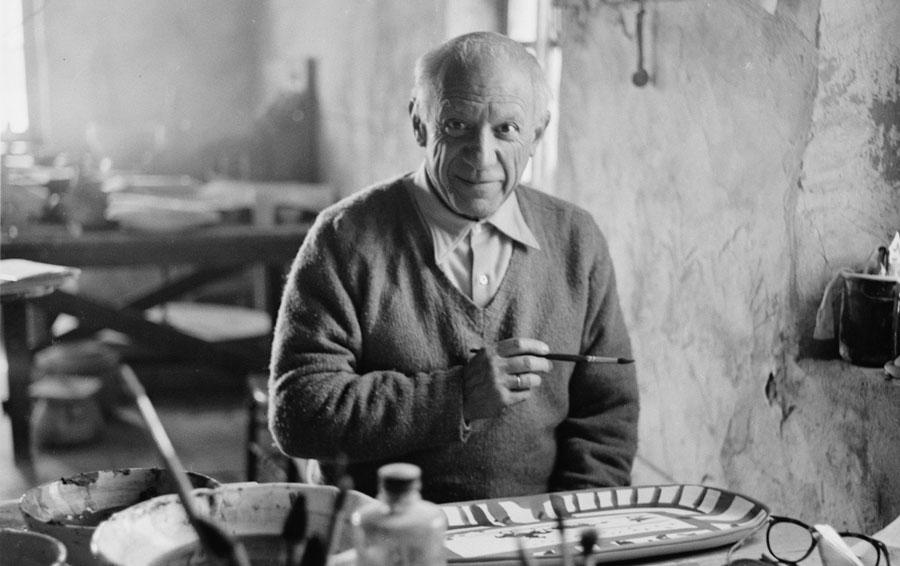 Las primeras obras que Pablo Picasso pintó cuando tenía entre ocho y 15 años | El Imparcial de Oaxaca