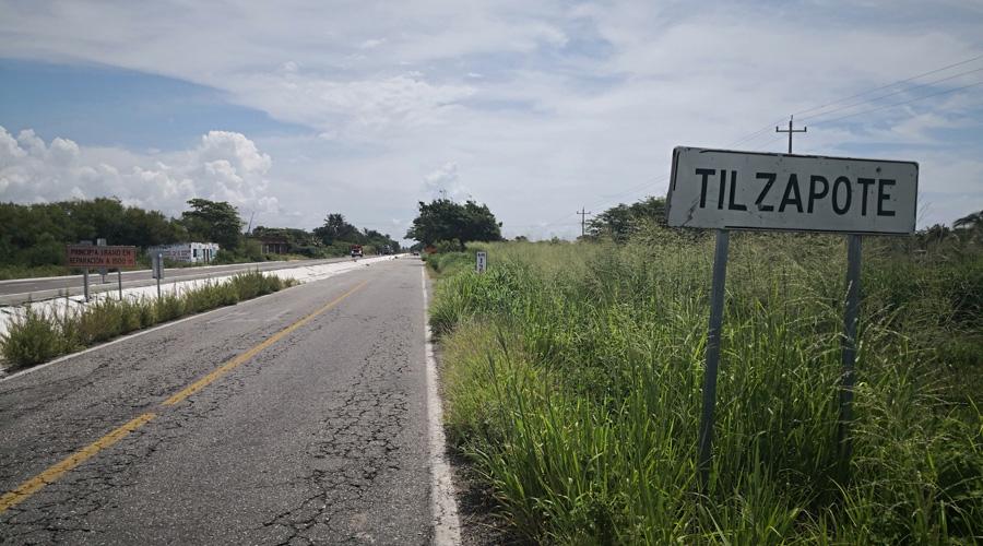 Persisten sombras de desalojo en Tilzapote