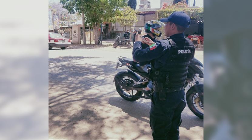 Acusan públicamente  a policías viales de  San Jacinto Amilpas | El Imparcial de Oaxaca