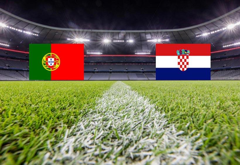 Intenso empate entre Portugal y Croacia previo a su debut en Liga de Naciones | El Imparcial de Oaxaca