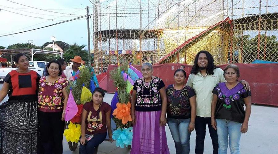 Primera exposición artesanal  Ranchu Gubiña 2018