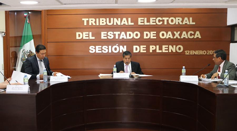 Ratifica TEEO elección local en Xadani, Oaxaca | El Imparcial de Oaxaca