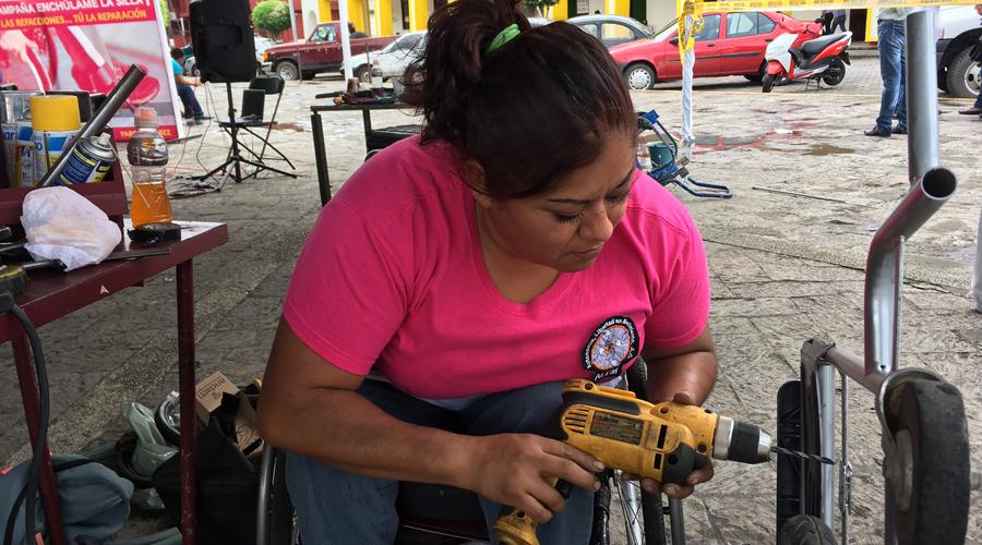 Realizarán campaña Enchúlame la Silla | El Imparcial de Oaxaca
