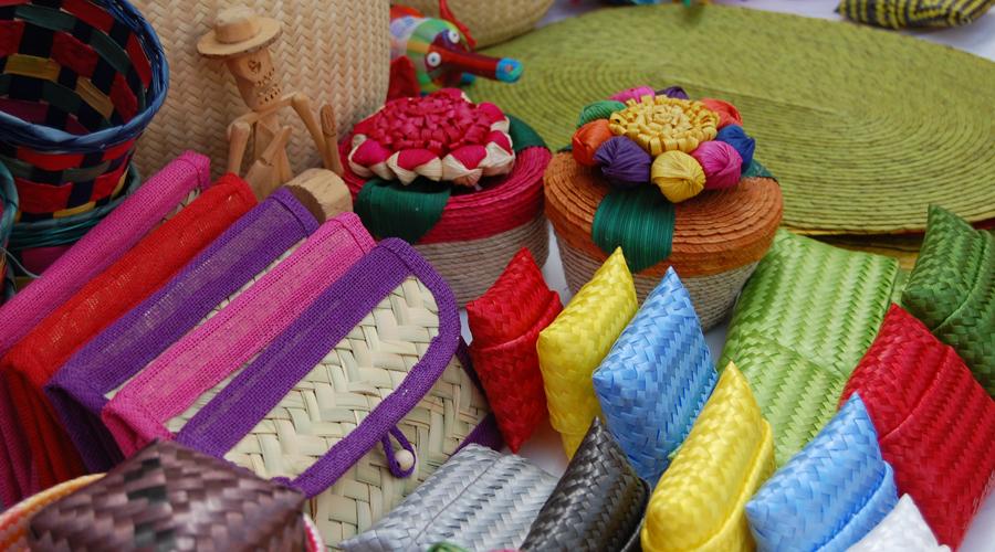 Refuerzan rescate de artesanías