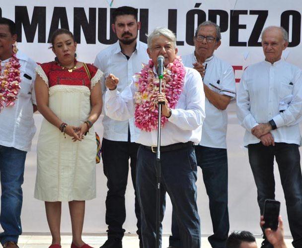 Reitera AMLO que Reforma Educativa será cancelada