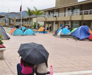 Pierden normales de Oaxaca 27% de semestre con paro