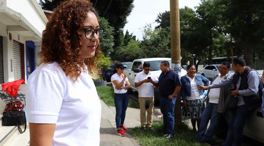 Paro de brazos  caídos en SUTIEBO | El Imparcial de Oaxaca