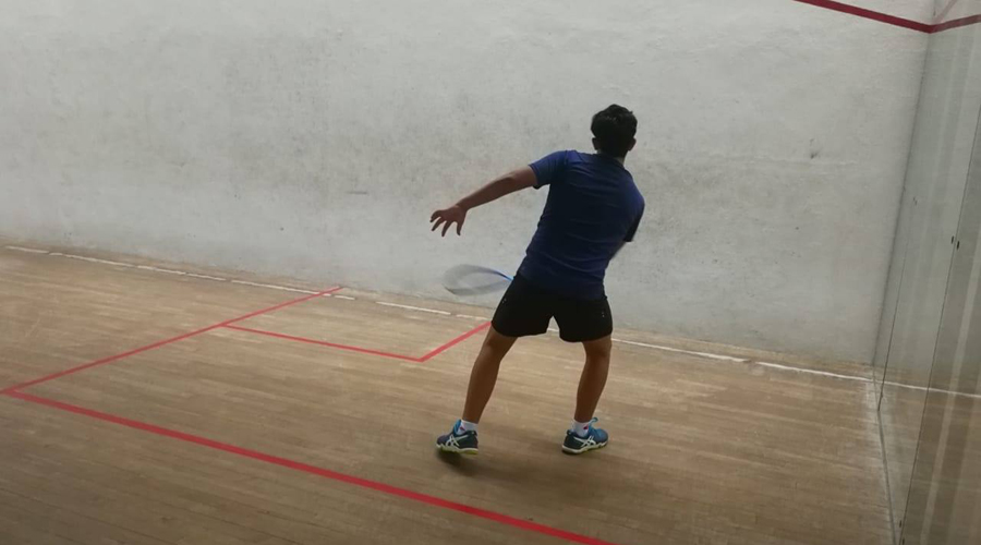 Oaxaqueños en el top 5 de Squash