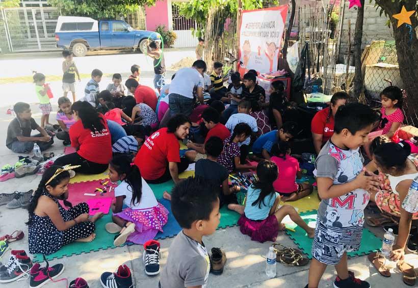 Save The Chidren lamenta la falta de reconstrucción en el Istmo de Oaxaca