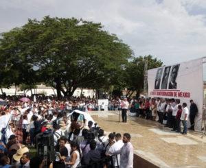 Anuncian decálogo para reconstrucción en el Istmo de Oaxaca