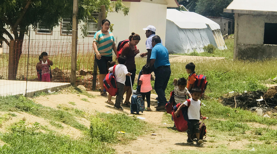 Sigue fluyendo la ayuda en Unión Hidalgo, Oaxaca | El Imparcial de Oaxaca