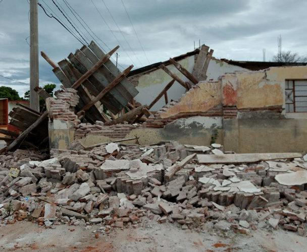 Sin cultura de protección civil en caso de terremoto