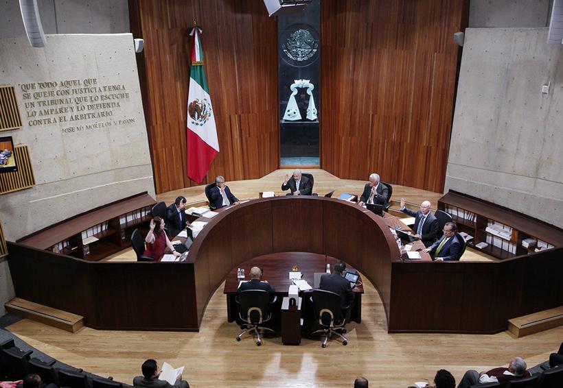 No habrá multa para Morena por tema de fideicomiso: TEPJF | El Imparcial de Oaxaca