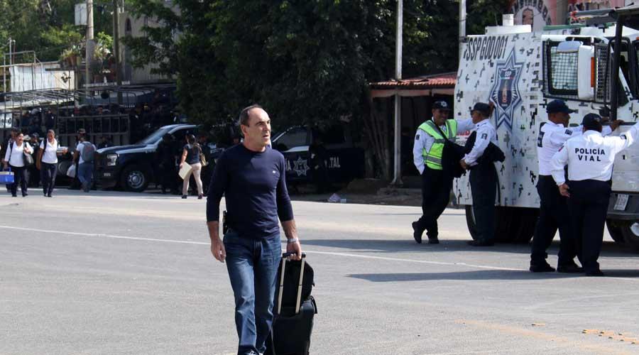 Afectan bloqueos en Oaxaca a turistas | El Imparcial de Oaxaca
