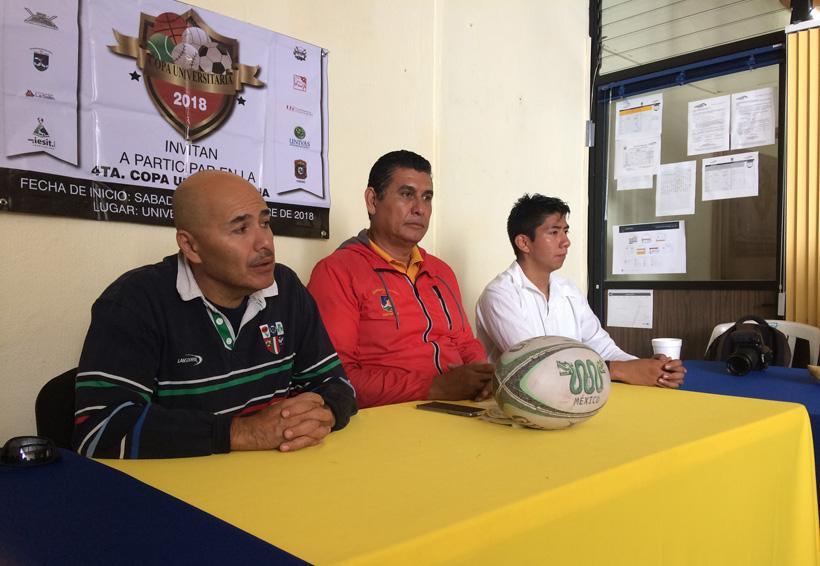 Darán impulso al rugby en la UABJO