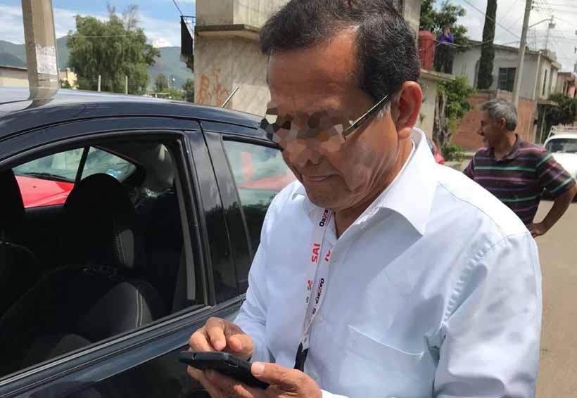Separan del cargo a funcionario de Oaxaca que intentó evadir su responsabilidad tras atropellar a un motociclista | El Imparcial de Oaxaca