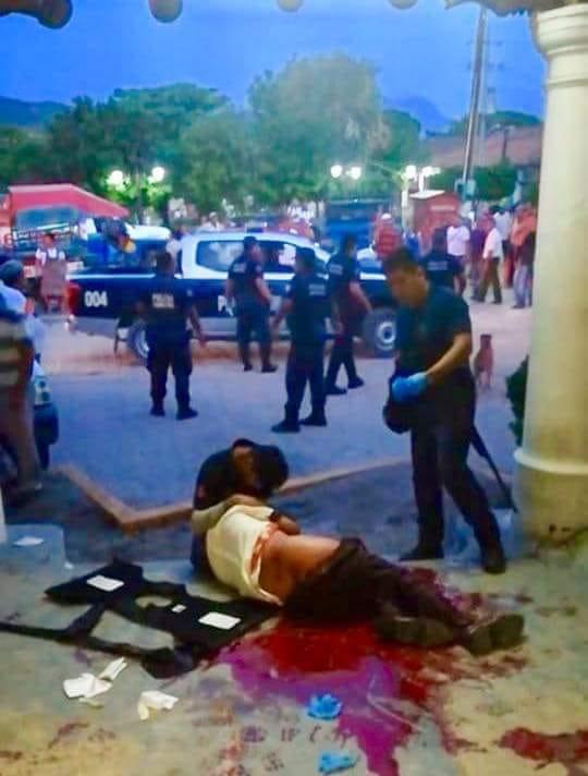 Comando asalta custodios de valores en Tehuantepec; ambos resultan malheridos | El Imparcial de Oaxaca