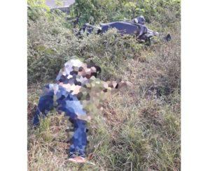 Fallece motociclista en Zimatlán